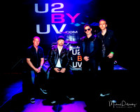 U2 by UV at Hard Rock Live In Photos
